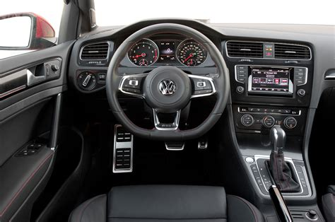 volkswagen golf gti 2015 interior 2015 volkswagen golf gti review long term update 2