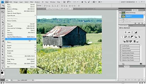 download gratis tutorial adobe photoshop cs4 adobe photoshop cs4 free training online training