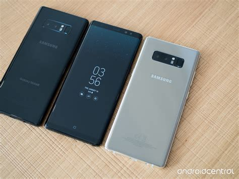 Samsung Note 8 Where To Buy The Galaxy Note 8 Android Central