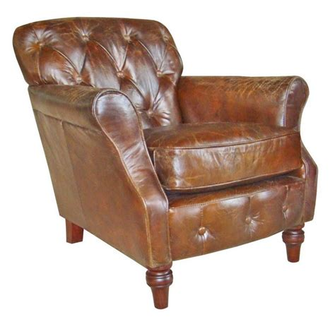 sale armchairs uk ancient mariner vintage button back leather chair