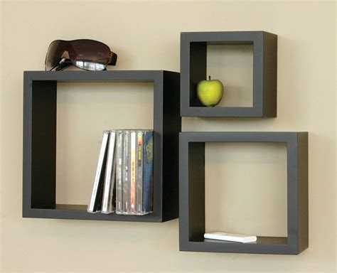 Unique Wall Storage Interesting Unusual Wall Shelves With Unique Black Metal