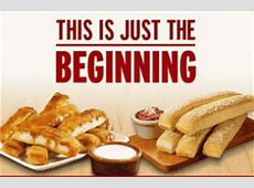 FREE Pizza Hut Breadsticks or Cinnamon Sticks! - Passion ... Free Breadsticks Coupon For Pizza Hut