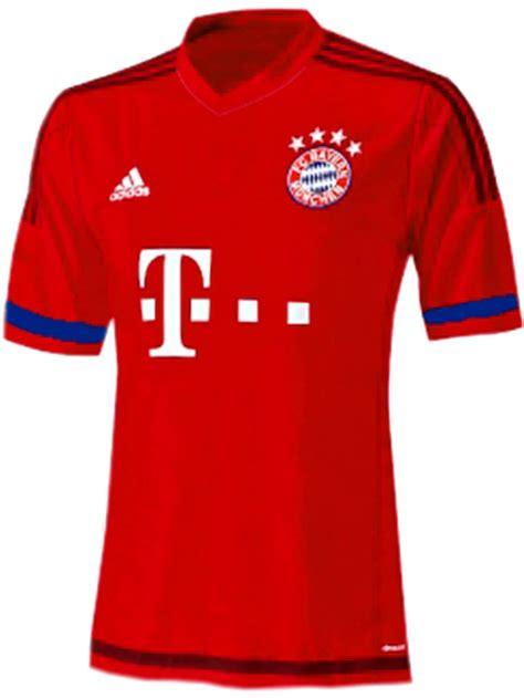 Kaos Jersey Baju Bayern Munchen Home New 2017 Grade Ori jersey baru bayern munchen 2015 kumpulan jersey bola