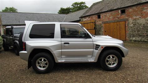 pajero mitsubishi 1998 used 1998 mitsubishi shogun pajero for sale in county