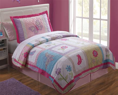 butterfly quilt set in and sizes for