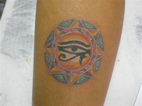egypt eye tattoo eye designs meanings
