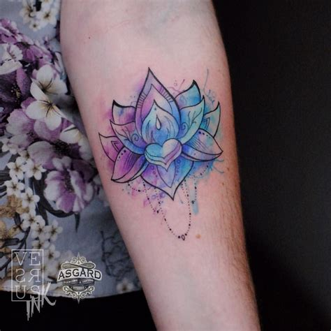 watercolor yoga tattoo watercolor mandala search ink