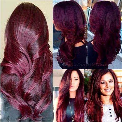 tintura new color tenha um novo estilo cor marsala para cabelo max dicas