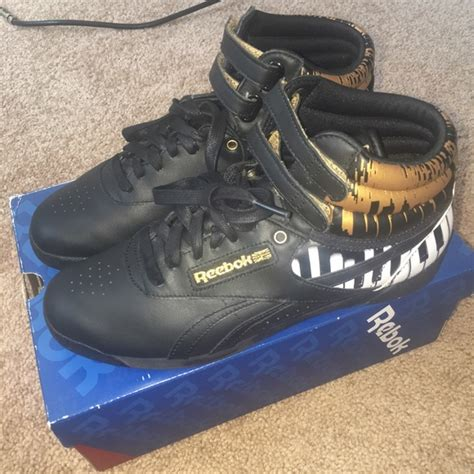 Reebok Freestyle Limited Edition by Reebok Piano Limited Edition Reeboks From