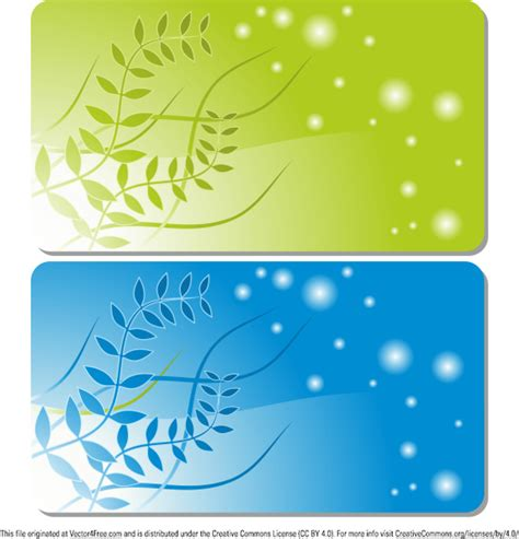 visiting card templates for coreldraw business card templates free vector in encapsulated