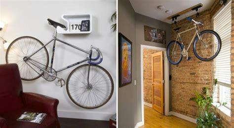 bici da casa 16 soluzioni per sistemare la vostra bici in casa in