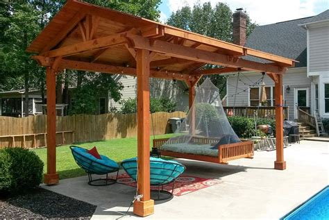 red wood pergola kits pergola design ideas