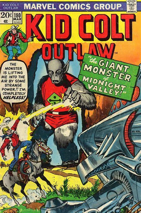 kid colt outlaw vol 1 180 marvel database fandom