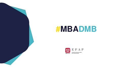 Best Mba Program For Digital Marketing by Mbadmb Mba Digital Marketing Business Efap