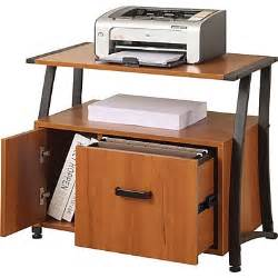 ergocraft office furniture staples gillespie printer file stand staples 174