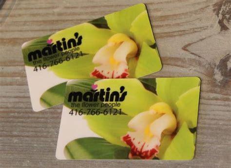 Martins Gift Cards - martin s gift card 25 martin s the flower people