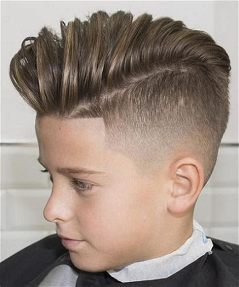 jovenes 2016 cortes de cabello moda para peques peinados modernos para ni 241 os 2016