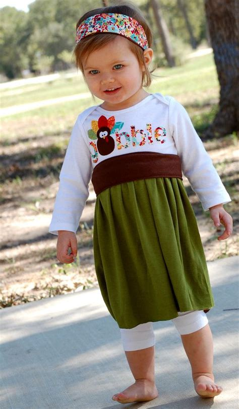 thanksgiving dress toddler fall thanksgiving dress for toddlers and babies autumn dress olive green