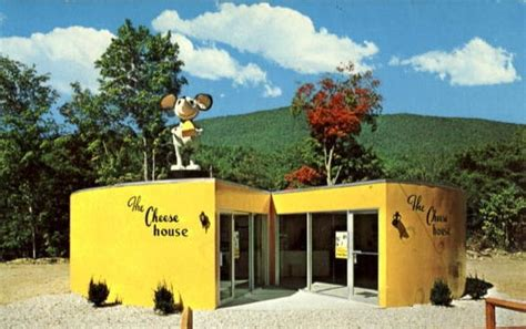 cheese house original cheese house cerca 1969 roadsigns diners and motels pi