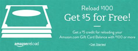Check Aldi Gift Card Balance - free 5 amazon credit with 100 gift card reload select users