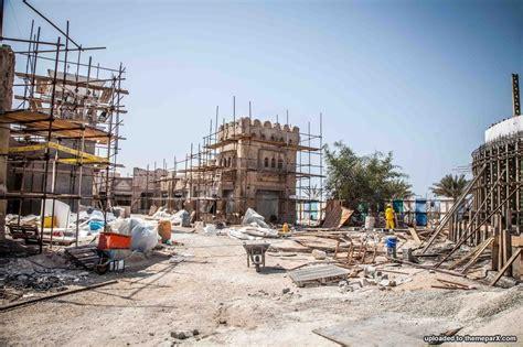 theme park under construction miscellaneous theme park projects construction updates