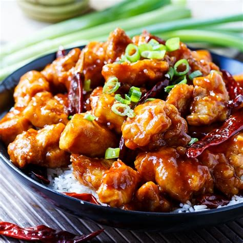 general tso s chicken spicy southern kitchen