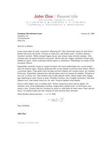 Business Editor Cover Letter by Moderncv Banking Template Sharelatex Editor