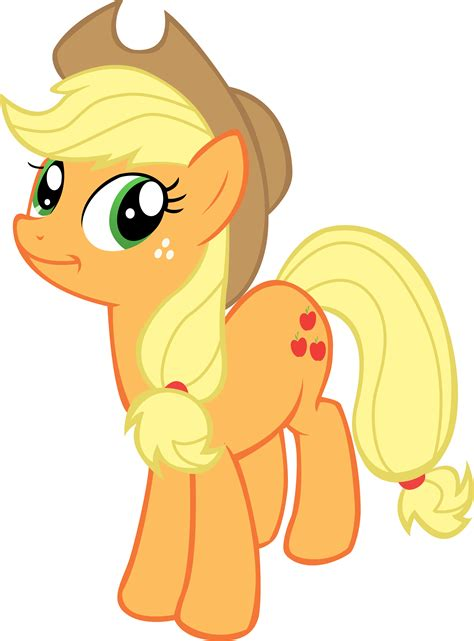 apple jack the secret reason for bronies if by yes