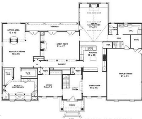 luxury southern house plans southern luxury colonial house plans home design su1747 8353