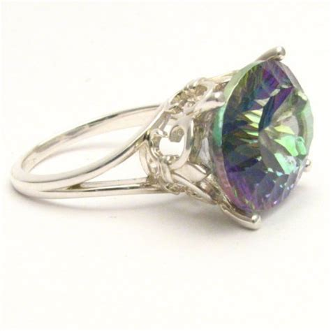 Handmade Gemstone Rings - how to make sterling silver gemstone rings silver rings