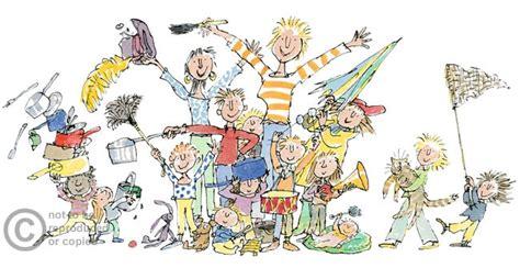 libro all join in red los que pintan los cuentos de beltr 193 n quentin blake