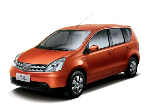 Nissan Grand Livina by Nissan Announces Production Of Livina Grand Livina In Brazil