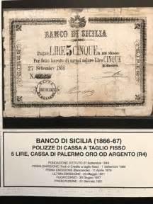 banco d sicilia italy banco di sicilia 1866 67 palermo 27 of