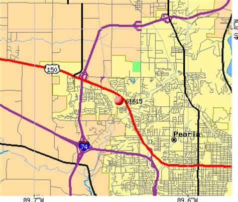 zip code map peoria il peoria zip code map my blog