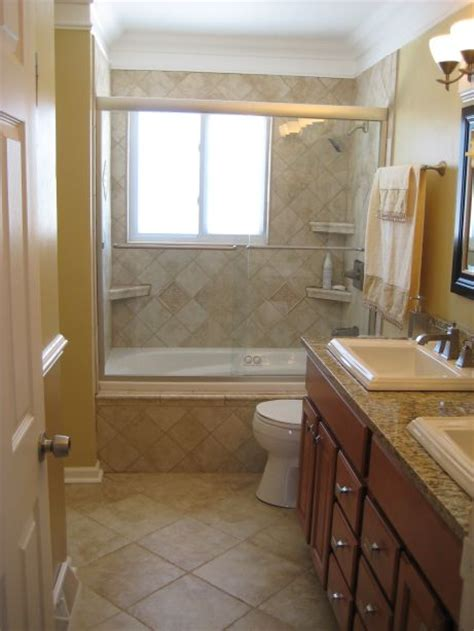 Small Master Bathroom Remodel Ideas by Bathroom Remodels Before And After Warm Small Master