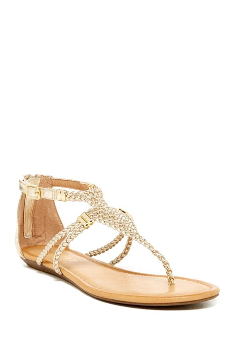 Report Shoes Nordstrom Rack by Report Lolla Woven Sandal Nordstrom Rack