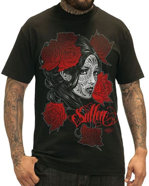 rose tattoo shirt 17 best ideas about skull tattoos on