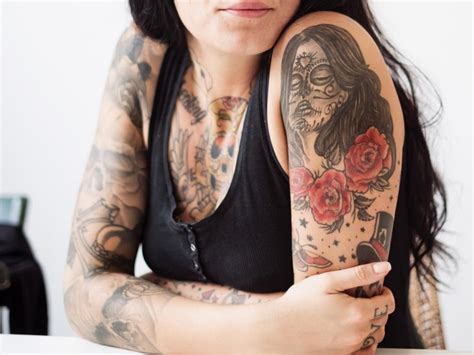 women who will ink you getting a here s what you need to about moldy
