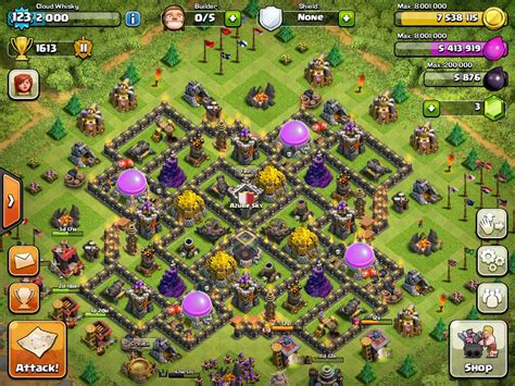 ultimate layout compilation cloud whisky s th9 farm base