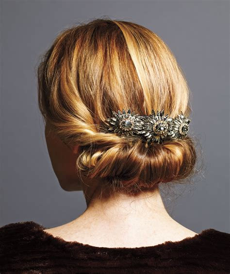 hairstyles that are downright stunning and deceptively easy real simple
