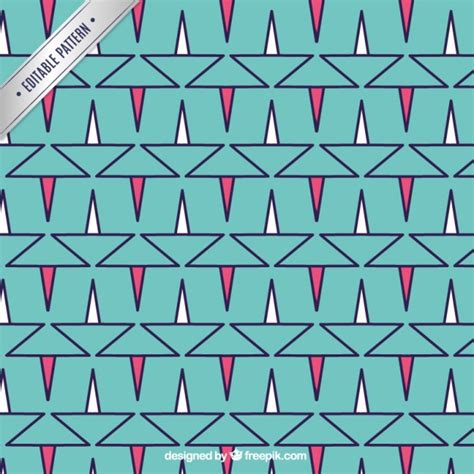 new year pattern ai geometrical pattern vector free