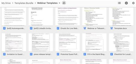 Sales Webinar Template Done For You Template Bundle Loralee Hutton Her Portable Biz