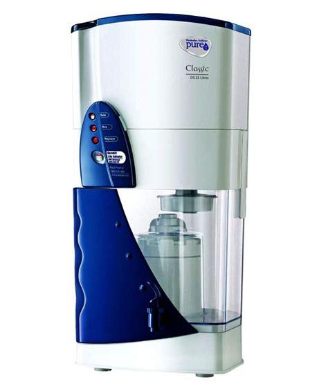 Unilever It Classic 9 Liter Water Purifier pureit classic storage water purifier 23 ltr price in india buy pureit classic
