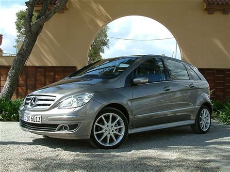 mercedes b class 2006 review used vehicle review mercedes b class 2006 2011