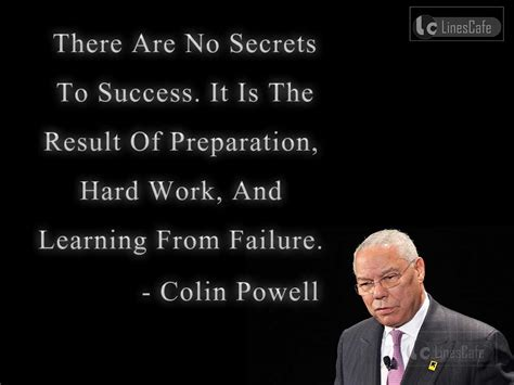 be the best by t powell general colin powell top best quotes with pictures