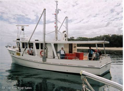 small boat sales qld norman wright cruiser commercial vessel boats online