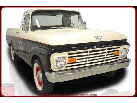 1963 ford f100 for sale 1963 ford f100 for sale classiccars cc 896532