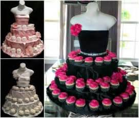 Diy Cupcake Stand Ideas Diy Couture Cupcake Stand