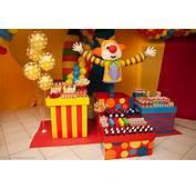 Fiesta De Circo 2 Collage Ideas