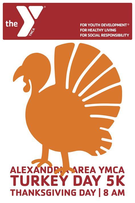 wann ist thanksgiving day ymca turkey day 5k